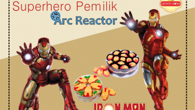 kue iron man