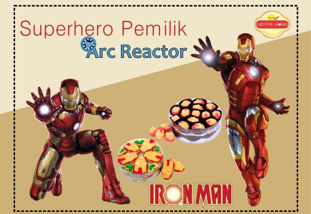 kue iron man