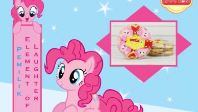 kue pony pink