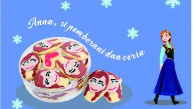 kue frozen anna