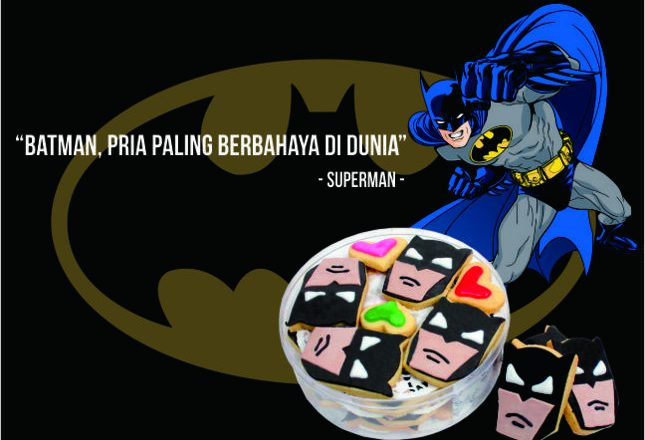 kue batman