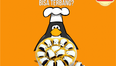 kue penguin