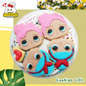 18 Cookies LOL