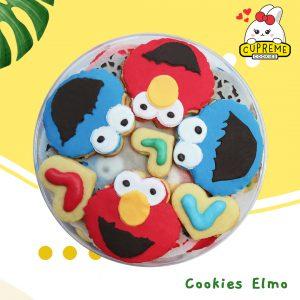 22 Cookies Elmo