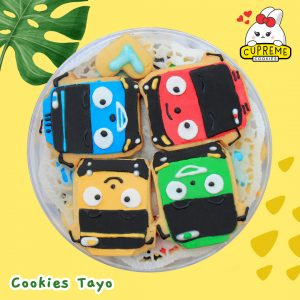 27 Cookies Tayo