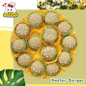 30 Nastar Burger