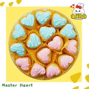 33 Nastar Heart