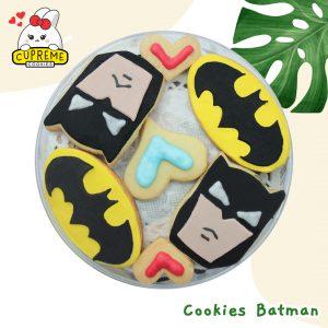 4 Cookies Batman