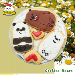 5 Cookies Bears