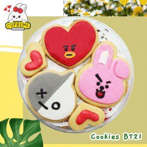 6 Cookies BT21